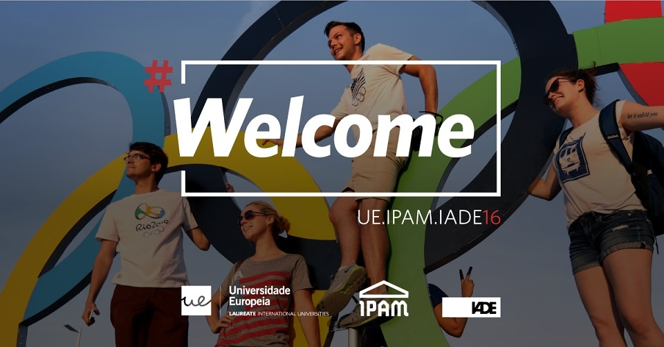 Welcome Day IADE 16